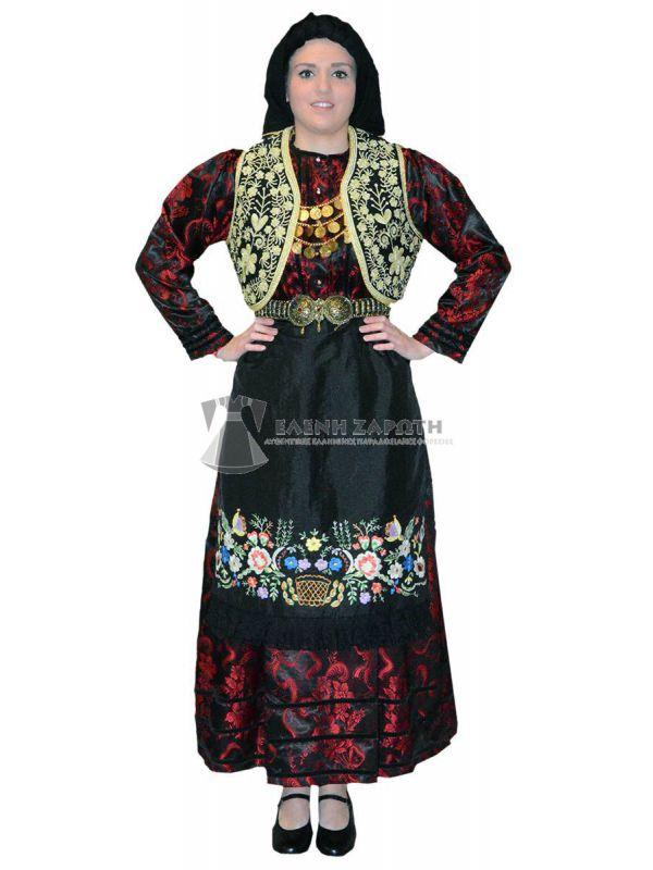 Βλάχικη Γυναικεία Φορεσιά