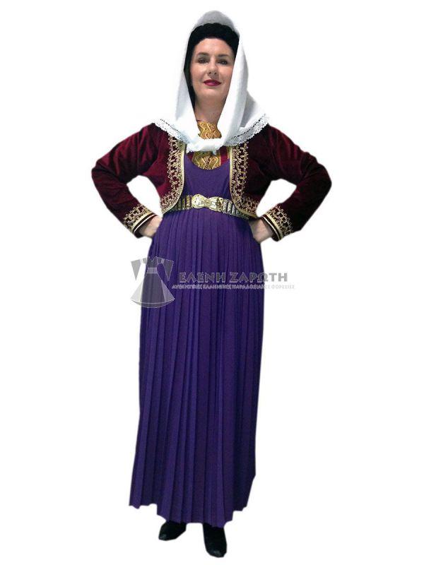 Γυναικεία Φορεσιά Σκιάθου