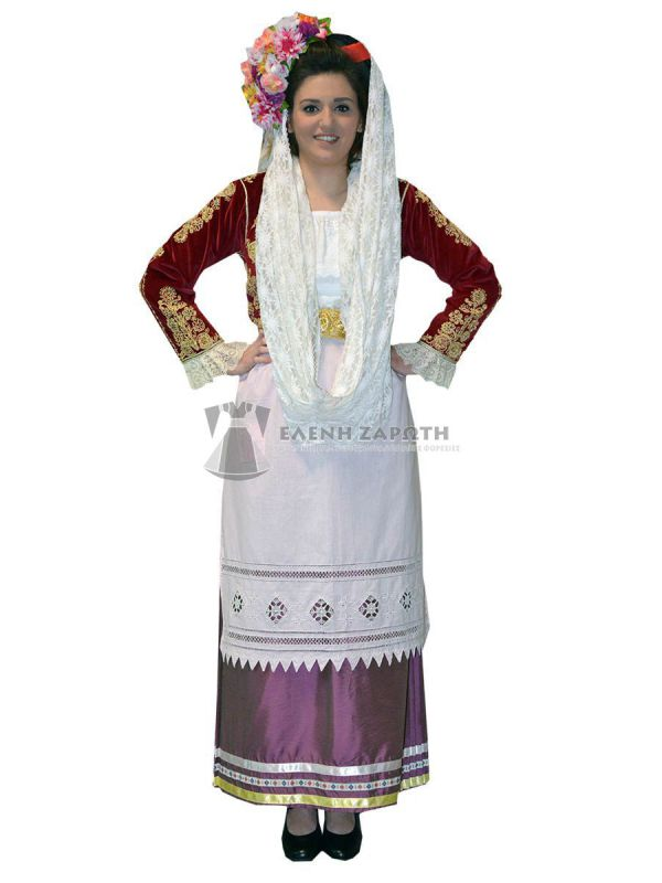 Παραδοσιακή Φορεσιά Κέρκυρας