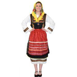 Παραδοσιακή Φορεσιά Μεταξάδων Θράκης