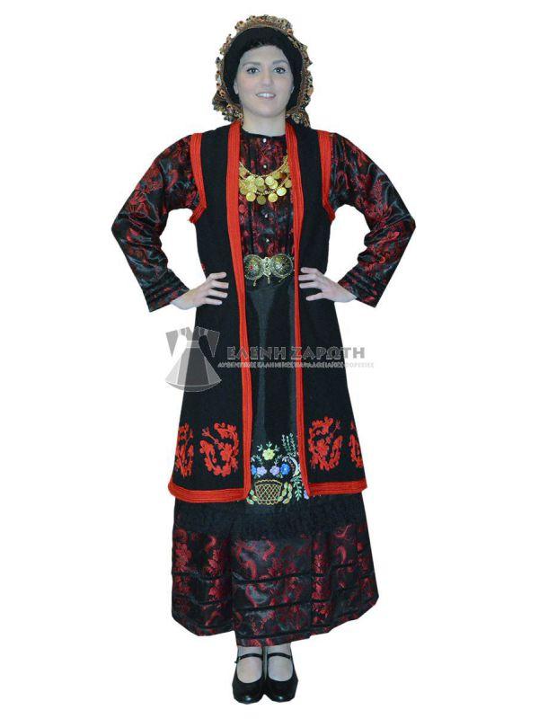 Φορεσιά Ζαγόρι Ηπείρου